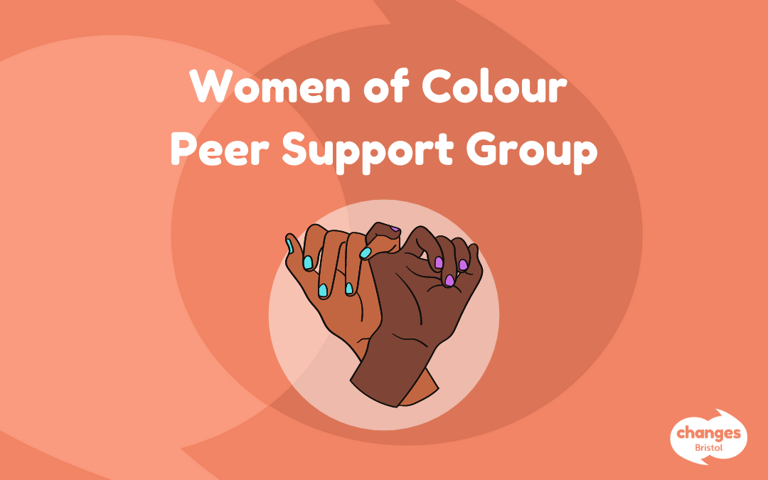 Women of Colour Peer Support Group - Every Monday on Zoom
